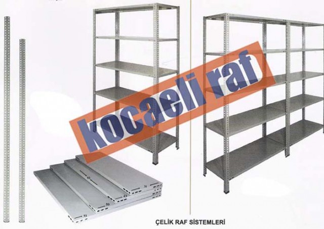 Çelik Raf